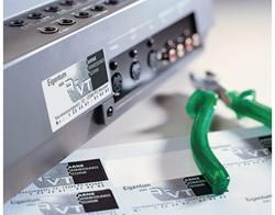 Beveiligings etiketten voor printers