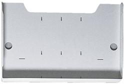 Papierbox Exacompta A4 dwars grijs