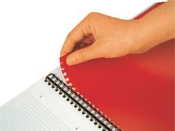 Spiraalblok Oxford International Activebook A5 gelinieerd