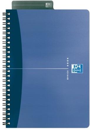 Spiraalblok Oxford Essentials A5 90vel gelinieerd-2