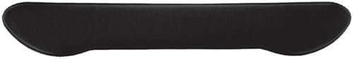 Polssteun gel Quantore voor toetsenbord zwart