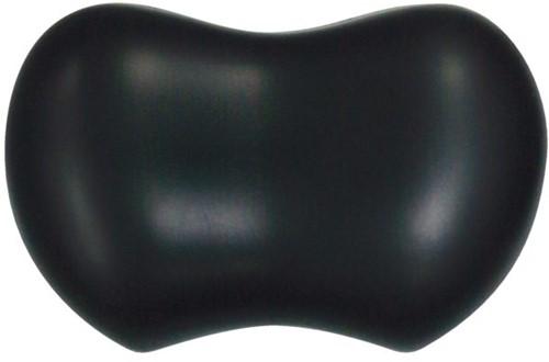 Polssteun gel Quantore voor muis zwart