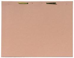 Binnenmap A6020-24 A4 +hechting chamois