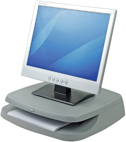 Monitorstandaard Fellowes Basic 36kg grijs