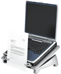 Laptopstandaard Fellowes Office Suite Plus zwart/grijs