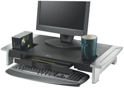 Werkstation Office Suite riser groot zwart/grijs