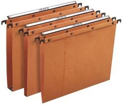 Hangmap Elba AZO folio V-bodem oranje