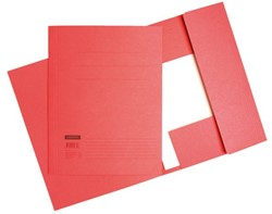 Dossiermap Quantore A4 320gr rood
