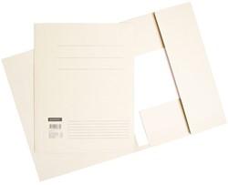 Dossiermap Quantore folio 320gr grijs