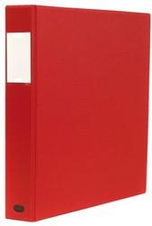 Ringband Multo Esprit 23-rings A4 25mm D-mech rood