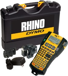Labelprinter Dymo Rhino pro 5200 ABC in koffer