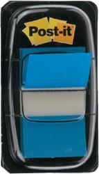 Indextabs 3M Post-it 6802 blauw