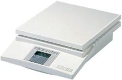 Briefweger Maul Tec 15520 op batterij tot 2000gram wit