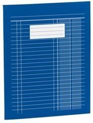 Boekhoudschrift 165x210mm grootboek