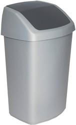 Curver afvalbak 50 liter grijs