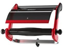Dispenser Tork W1 wandhouder 652108 rood/zwart