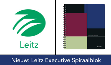 Voorpag - Banner 2 - 33% - Leitz Executive