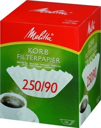 MELITTA KOFFIEFILTERS 250/90, DS À 250 STUKS