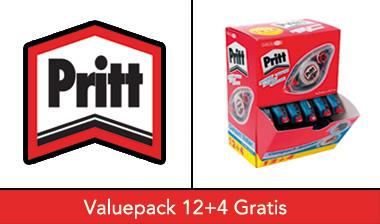 Voorpag - Banner 1 - 33% - Pritt 12+4