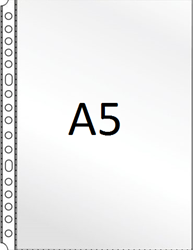 Showtas Quantore 17-gaats PP 0.06mm nerf 10 stuks