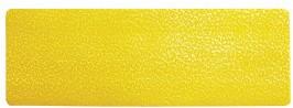 Vloersticker streep geel pak à 10
