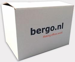 VERZENDDOOS 360X270X195 ENKELGOLF WIT BERGO.NL SET A 30